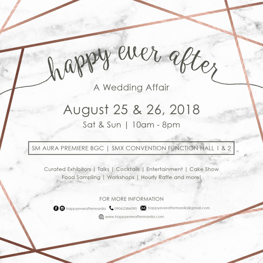 Happy Ever After Manila